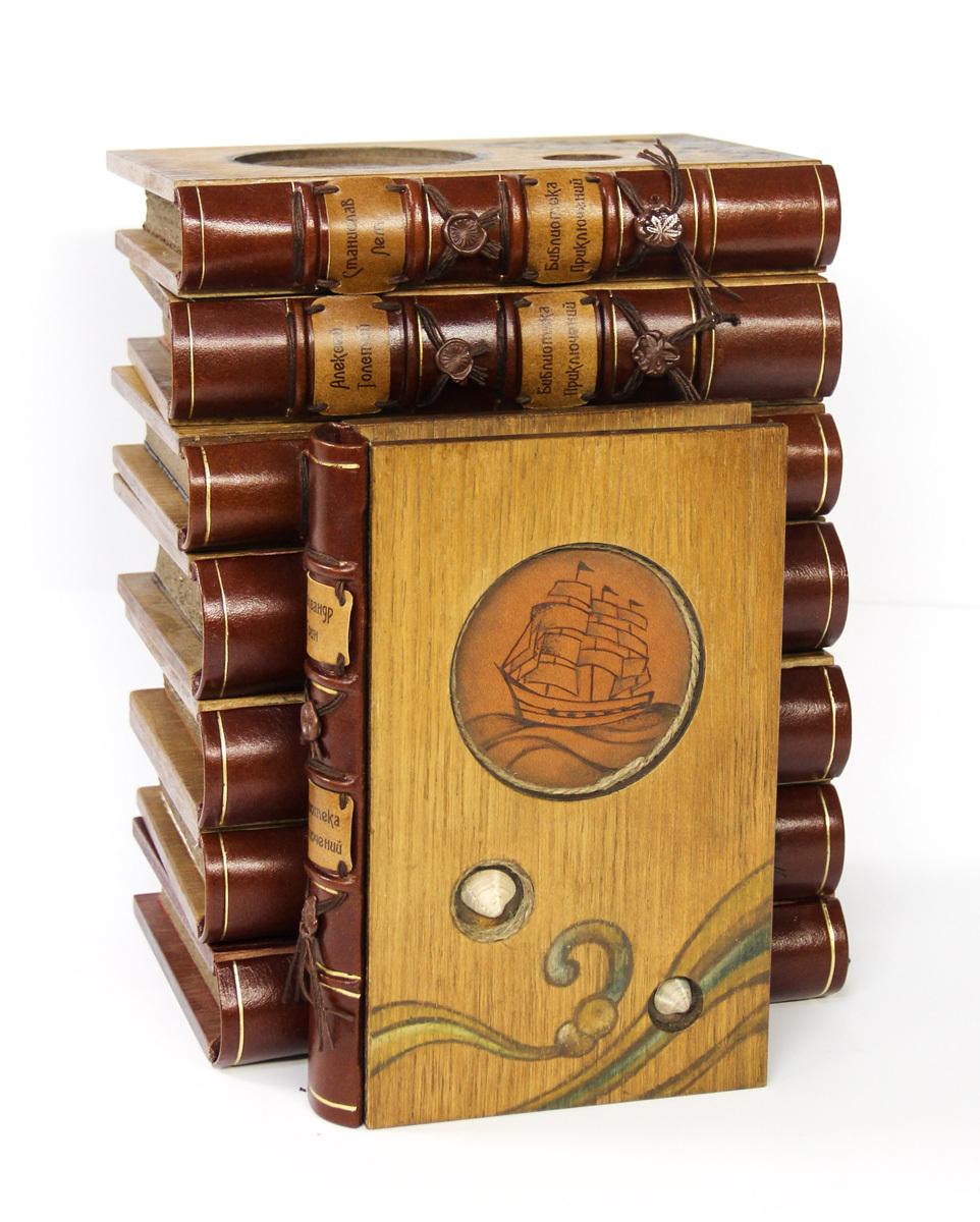 Библиотека приключений 388 книг