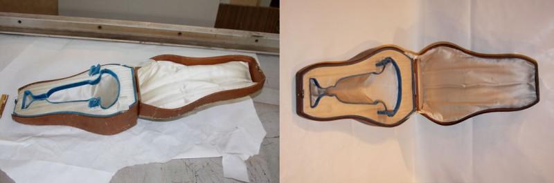 реставрация чехла